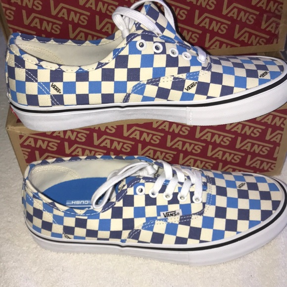 Vans Shoes | Authentic Pro Checkerboard